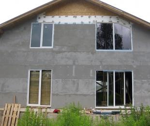 Пластиковые окна в частном доме. Марьина Горка. №3