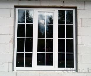 Пластиковые окна в доме. Марьина Горка. №10