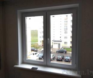 Пластиковые окна в квартире. Марьина Горка. №15