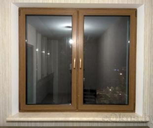 Пластиковые окна в квартире. Марьина Горка. №16