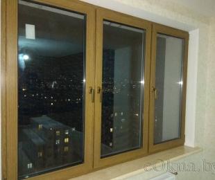 Пластиковые окна в квартире. Марьина Горка. №17